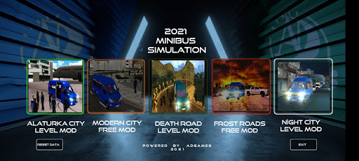Minibus Simulation 2021  screenshots 1