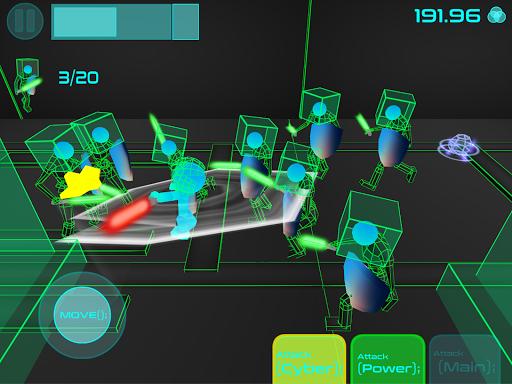 Stickman Neon Warriors: Sword Fighting screenshots 8