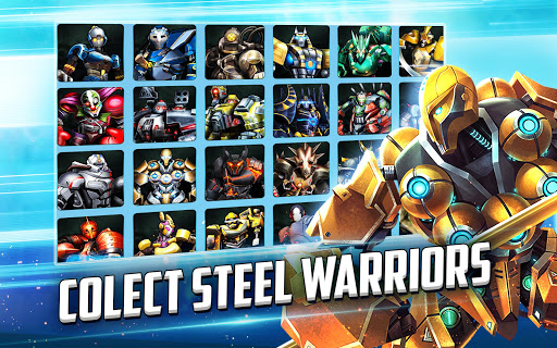 Ultimate Robot Fighting apktram screenshots 15