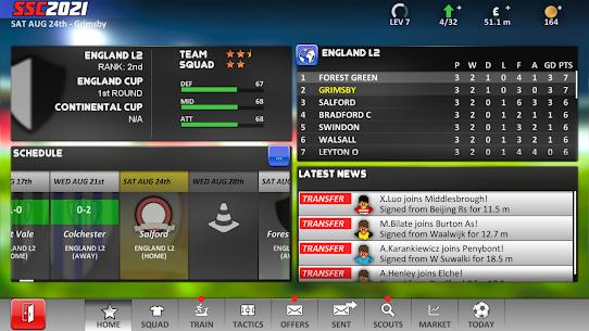 SSC 2021 – Super Soccer Champs – Video oyunu Güncel 2021** 18