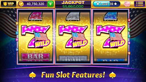 Casino Vegas Slots - Free 777 Casino Slot Machines  screenshots 8