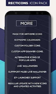 Recticons – Icon Pack Apk (Paid/Patched) 7
