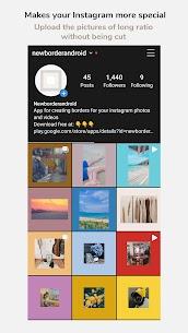 NewBorder for Instagram – Border for Photo&Video Mod Apk v1.4.9 (Premium) 3