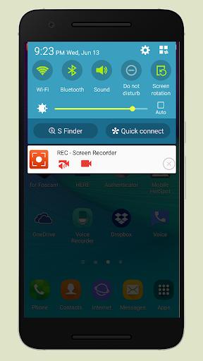REC - Screen Recorder. UHD, FHD, HD, on/off audio 4.3 Screenshots 5