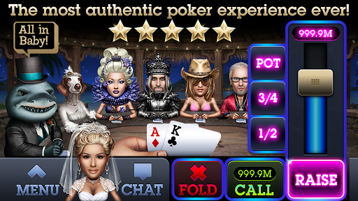 Fresh Deck Poker - Live Hold'em 3.0.3 screenshots 1