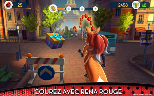 Code Triche Miraculous Ladybug & Chat Noir (Astuce) APK MOD screenshots 6