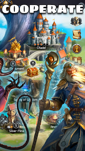 Card Heroes - CCG game with online arena and RPG 2.3.1948 screenshots 2