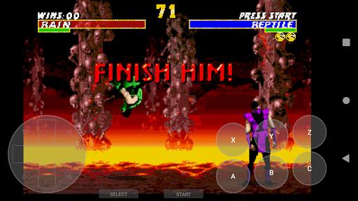 Retro Game Emulator (MD2/GENESIS) apkpoly screenshots 4