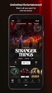 Netflix Modded APK 7.98.0 (MOD, Premium Cracked) for Android 1