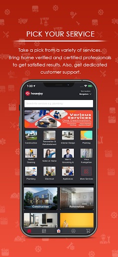 Housejoy-Trusted Home Services 6.0 Screenshots 2