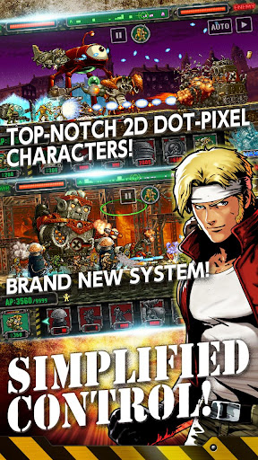 METAL SLUG ATTACK  screenshots 2