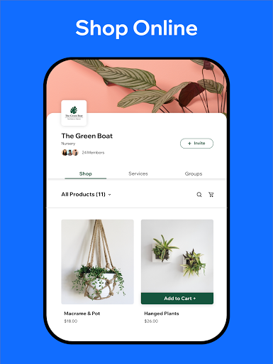 Spaces: Connect with Your Favorite Business.  screenshots 11