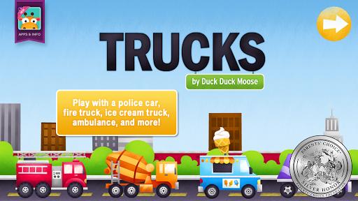 Trucks by Duck Duck Moose  screenshots 1
