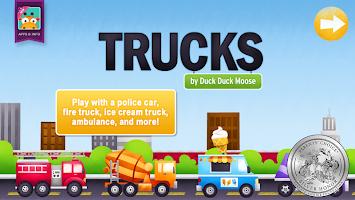 Trucks by Duck Duck Moose