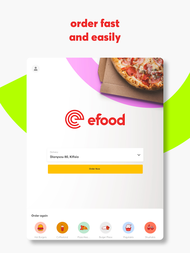 efood delivery 4.7.1 Screenshots 17
