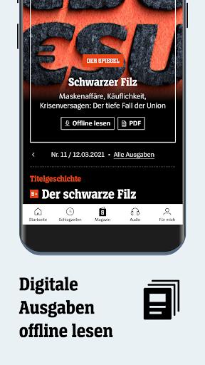 DER SPIEGEL - Nachrichten  screenshots 3
