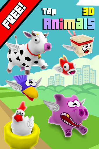 Tap Animals 3D For PC Windows (7, 8, 10, 10X) & Mac Computer Image Number- 5