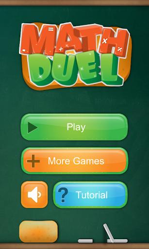 Math Duel: 2 Player Math Game 3.8 screenshots 7