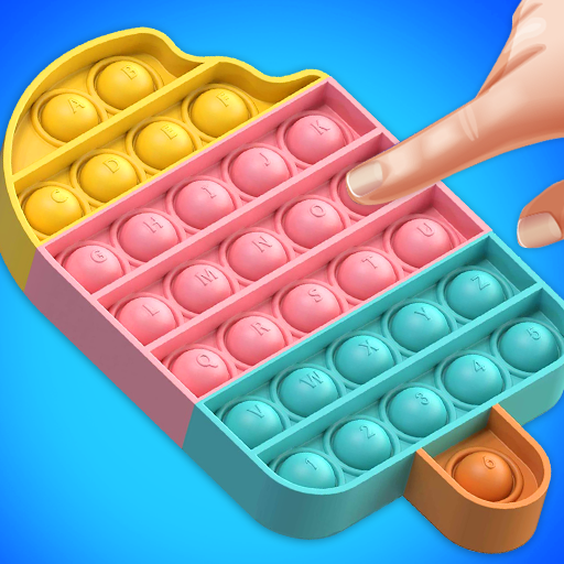 Fidget Cube 3D Antistress Toys - Calming Game