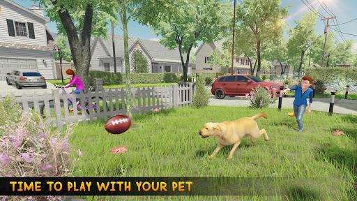 Family Pet Dog Home Adventure Game  screenshots 6