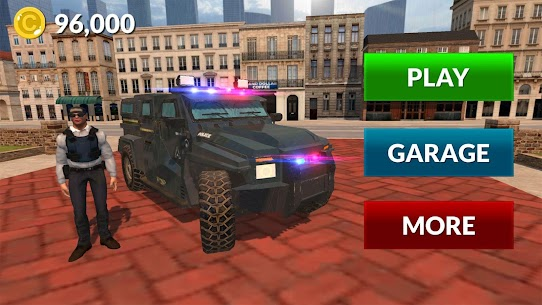 American Police Car Driving: Offline Games No Wifi 4