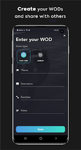 Download Wodstalk - CrossFit WOD & RM tracker For PC Windows and Mac apk screenshot 4