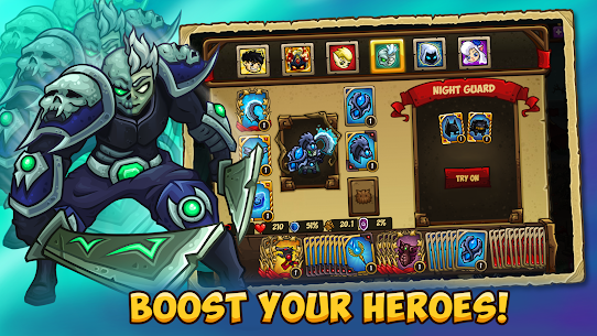 Booblyc TD survival – Realm Tower Defense Strategy 1.0.619 APK + MOD Download 1
