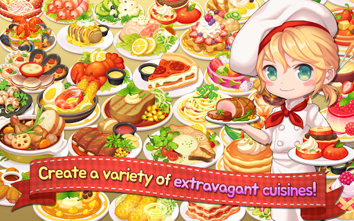 My Secret Bistro - Play cooking game with friends 1.7.1 screenshots 3