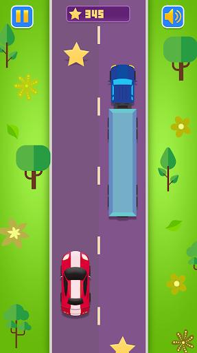 Kids Racing - Fun Racecar Game For Boys And Girls  Screenshots 4