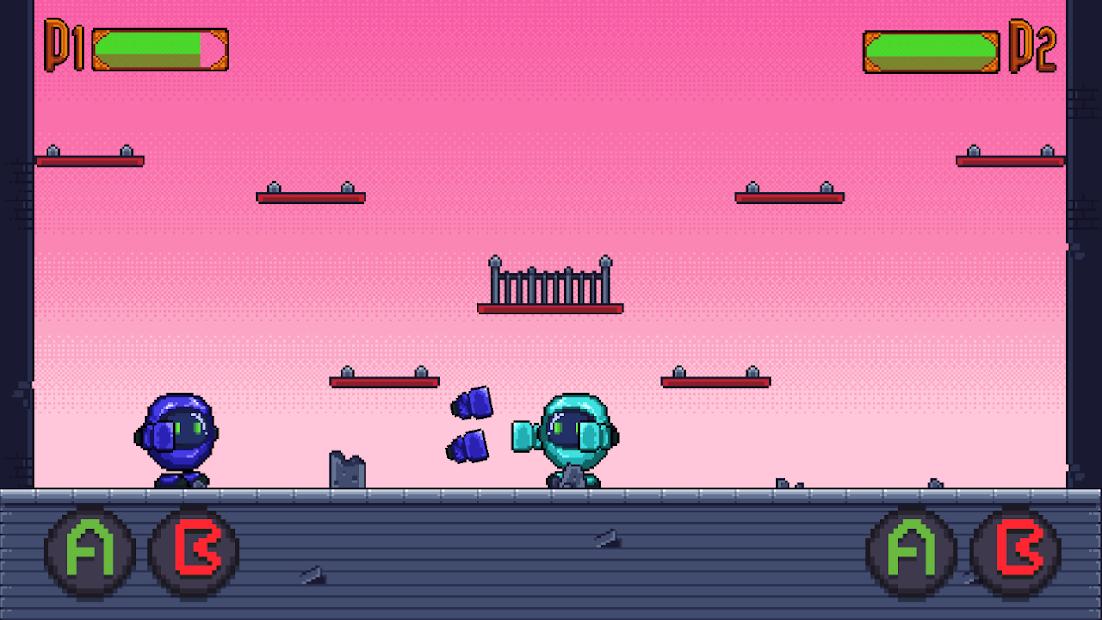 PunchBots: Unusual robots fight screenshot 8