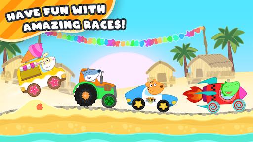 Racing Cars for Kids  screenshots 1