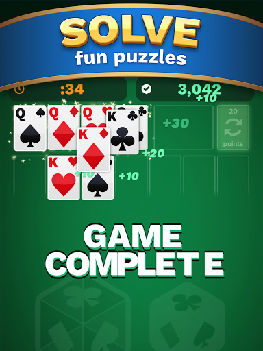 Solitaire Cube: Card Game Training 1.03 screenshots 6
