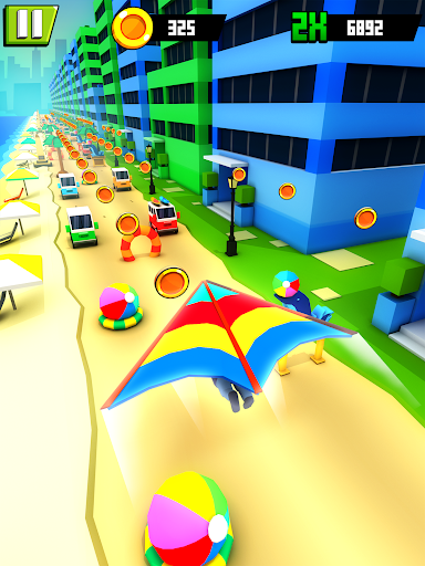 KIDDY RUN - Blocky 3D Running Games & Fun Games 1.04 screenshots 16