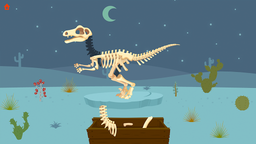 Jurassic Dig - Dinosaur Games for kids apkmr screenshots 2