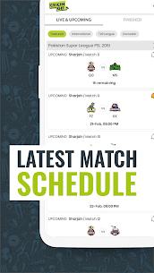 Cricingif – PSL 6 Live Cricket Streaming, Score & News Apk 5