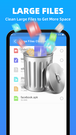 Fast Cleaner - Freeup phone space, junk& boost ram android2mod screenshots 5