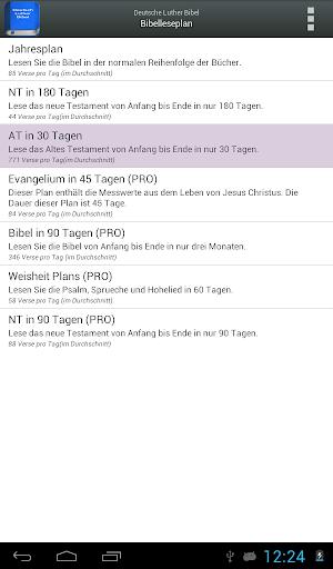 Deutsch Luther Bibel android2mod screenshots 12