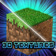 3D Textures for Minecraft