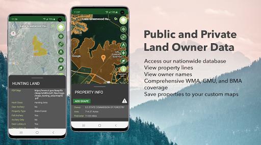 HuntStand: Hunting Maps, GPS Tools, Weather apktram screenshots 2