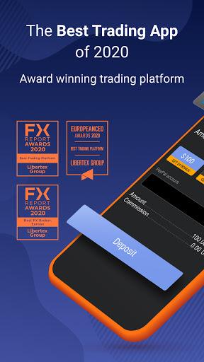Libertex Online Trading app  screenshots 2