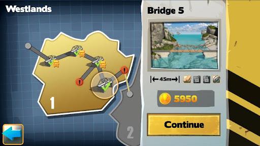 Bridge Constructor FREE 10.1 screenshots 4