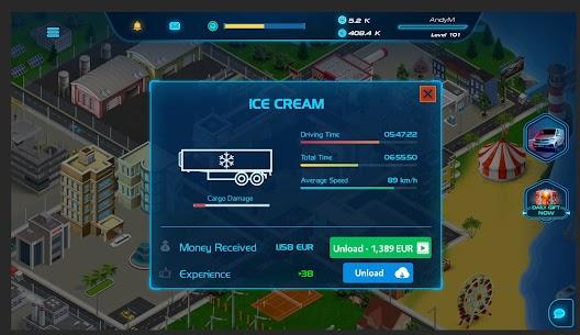 Virtual Truck Manager 2 MOD (Free Stuff) 4