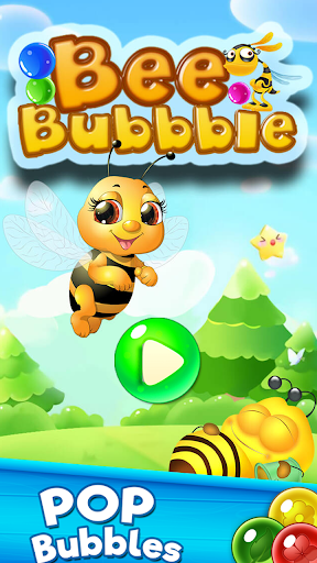 Bubble Honey Bee 2.5.0 screenshots 2
