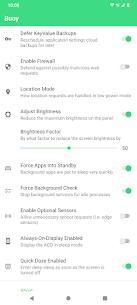 Buoy – Pimp Your Battery Saver v1.0.3 [Paid] 3