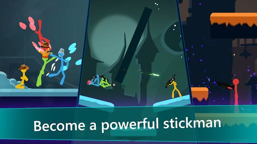 Stickman Fighter Infinity 1.32 screenshots 1