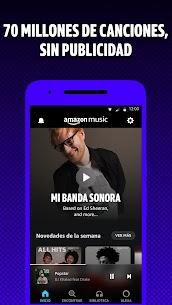Amazon Music: Escucha y descarga música popular 1