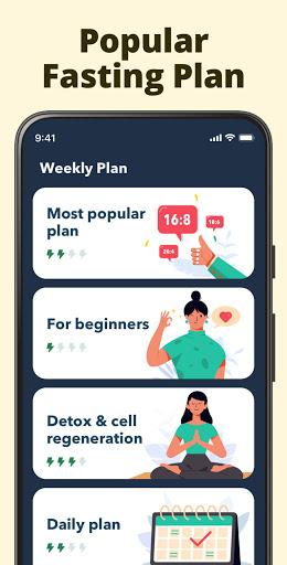 Fasting App - Fasting Tracker & Intermittent Fast 1.3.5 Screenshots 4