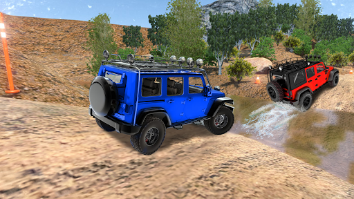 Xtreme Offroad Rally Driving Adventure modiapk screenshots 1