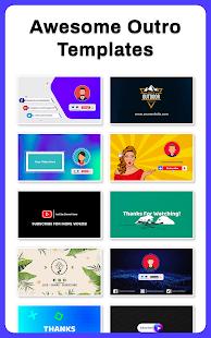 Intro Maker, Outro Maker, Intro Templates 32.0 Screenshots 10