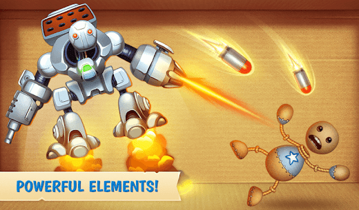 Download Kick The Buddy Apk [MOD, Unlimited Money/Gold/Weapons] 6